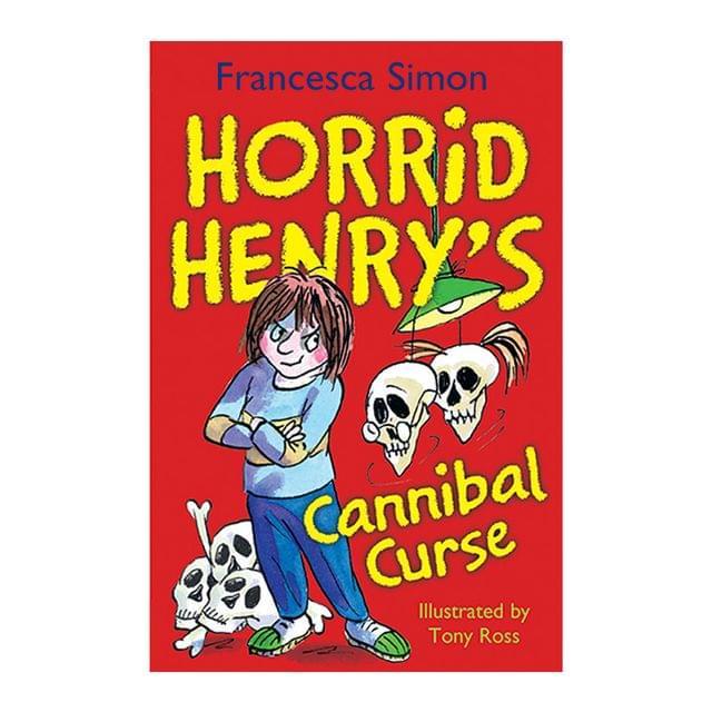 Horrid Henary Cannibal Curse