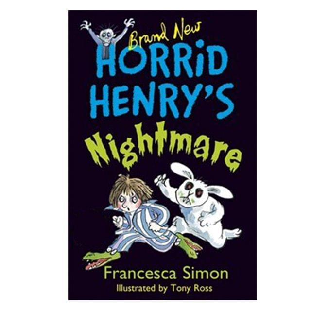 Horrid Henary Nightmare