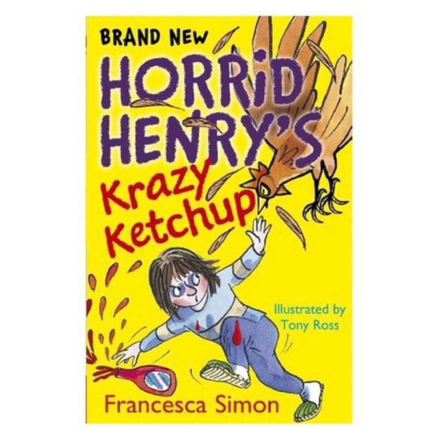 Horrid Henary Krazy Ketchup