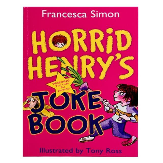 Horrid Henary Joke Book