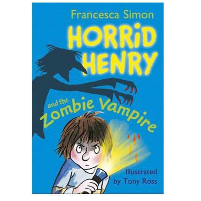 Horrid Henary And the zombie vampire