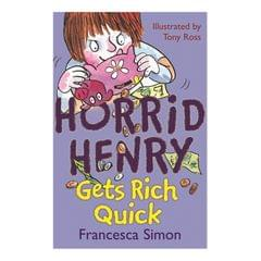 Horrid Henary Gets Rich Quick