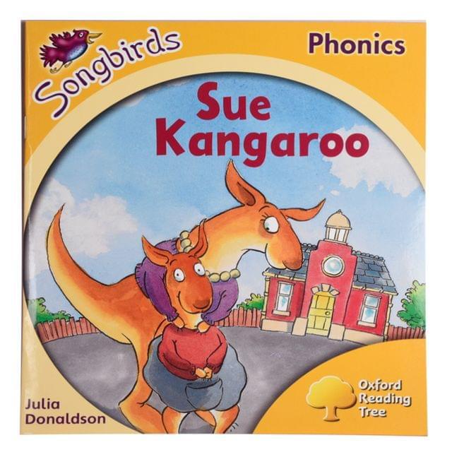 Sue Kangaroo