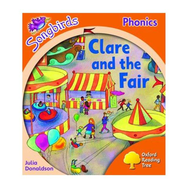 Clare And The Fair