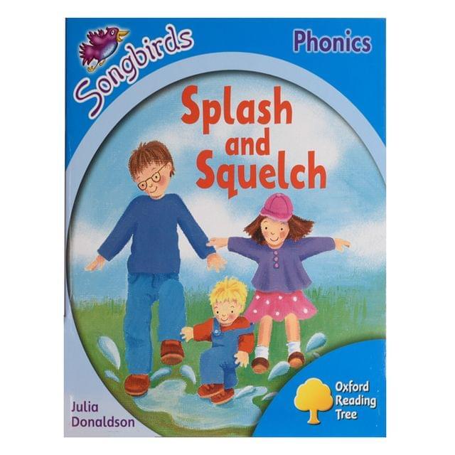 Splash And Squelch