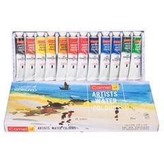Camlin Artist Water Colour Box 20ml 12Shades