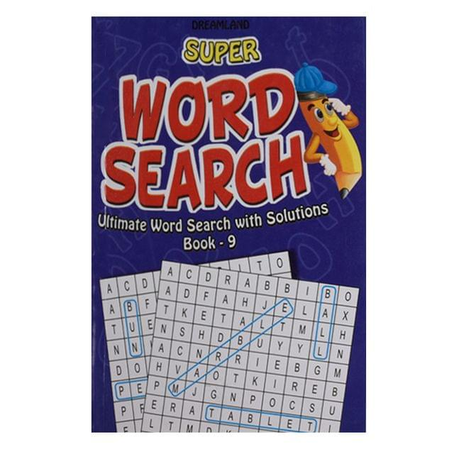 Super word search book-9