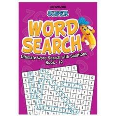 Super word search book-12