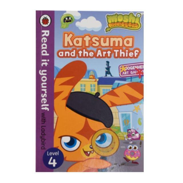 Katsuma And The Art Thief