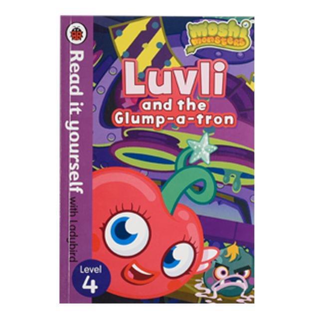 Luvli And The Glump -A-Tron