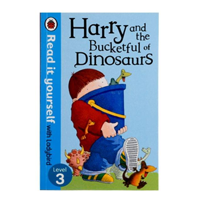 Harry And The Bucketful Of Dinosaurs 3