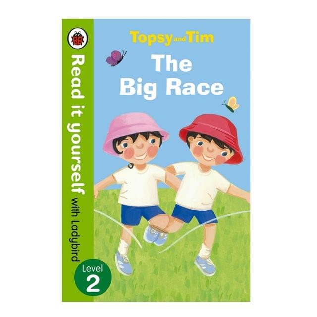 Topsy And Time The Big Race
