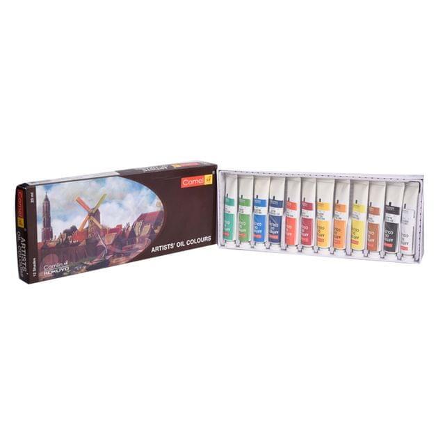 Camlin Artist Acrylic Colour Box 20 MLx12 Tubes