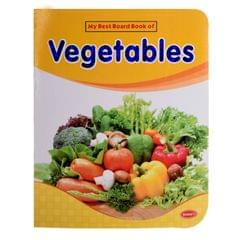 Vegetables my best board books