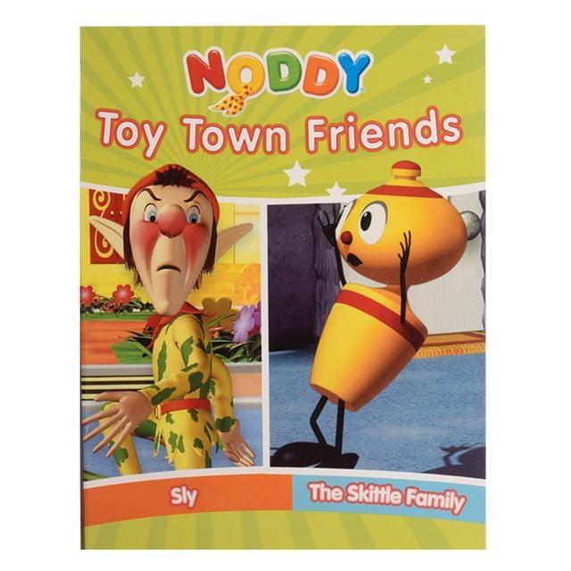 Noddy The Skittle Family