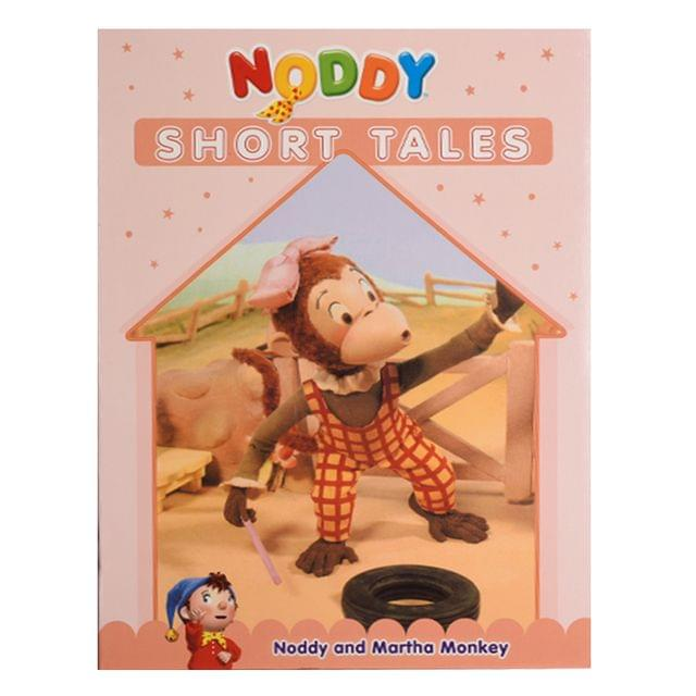 Noddy And Martha Monkey