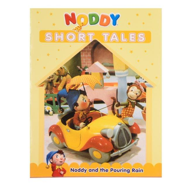 Noddy And The Pouring Rain