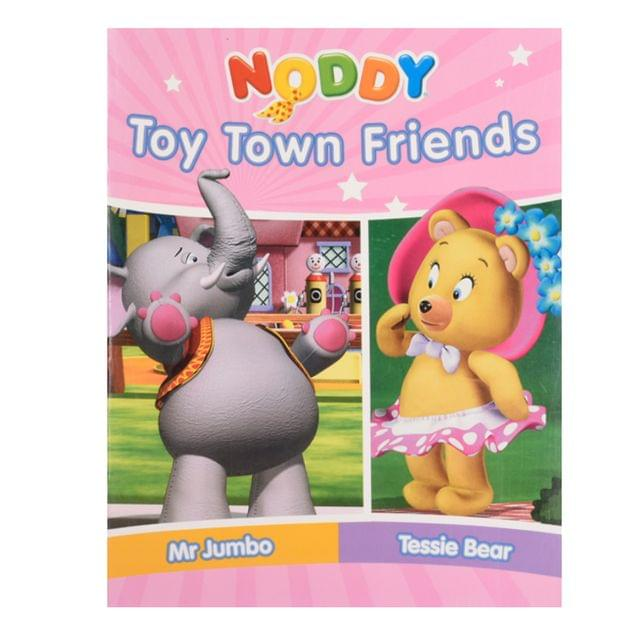 Noddy Mr. jumbo Tessie bear