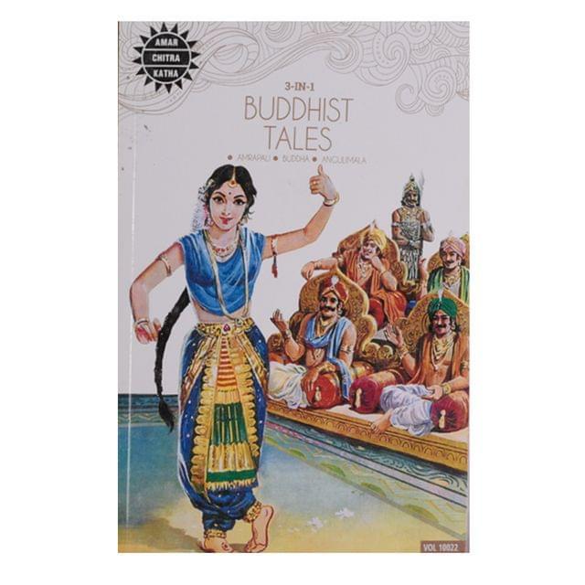 3-in -1 Buddhiat tales