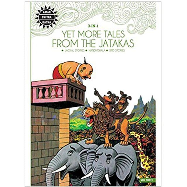 Yet more tales from the jatakas (3In 1)