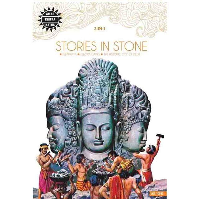 Stories In Stone 3In One