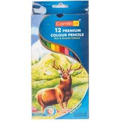 Camlin Premium Colour Pencil 12 Shades