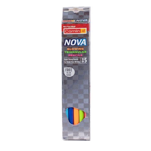 Camlin Nova Glowings Tringular Pencil