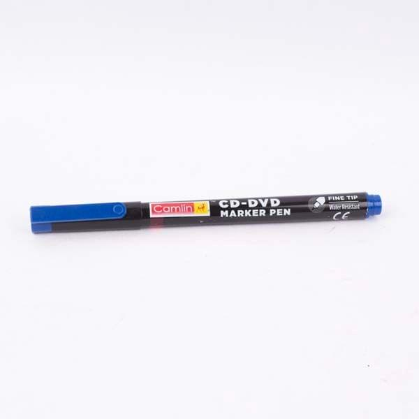 Camlin CD DVD Marker Pen Blue