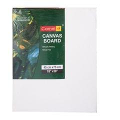 Camlin Afrina Canvas Board 18*30cm