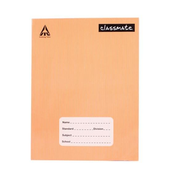 Classmate English 5 Line Notebook 172 Pages  02001676