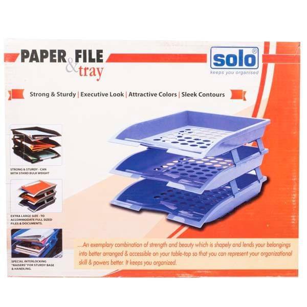 Solo TR 113 Paper File Tray