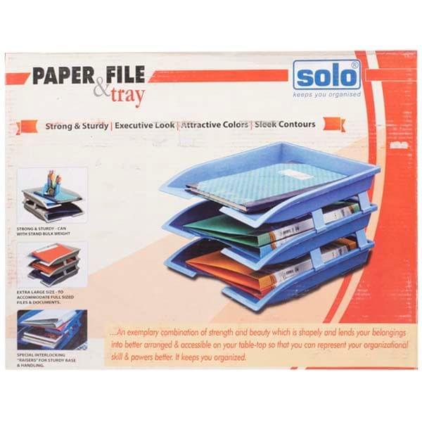 Solo TR 112 Paper File Tray