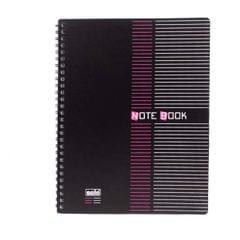 Solo NB 552 Black Notebook