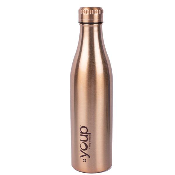 Youp YP 1001 Golden Water Bottle 1000ML