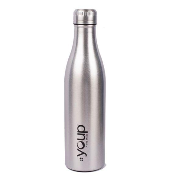 Youp YP 802 Silver Water Bottle 800ML