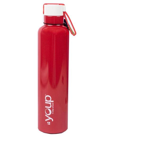 Youp YP 801 Red Water Bottle 800ML