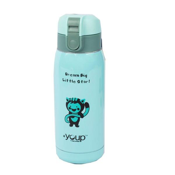 Youp YP 352 Green Water Bottle 352ML