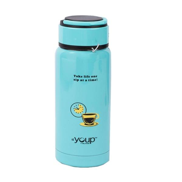 Youp YP 261 Blue Water Bottle 260ML