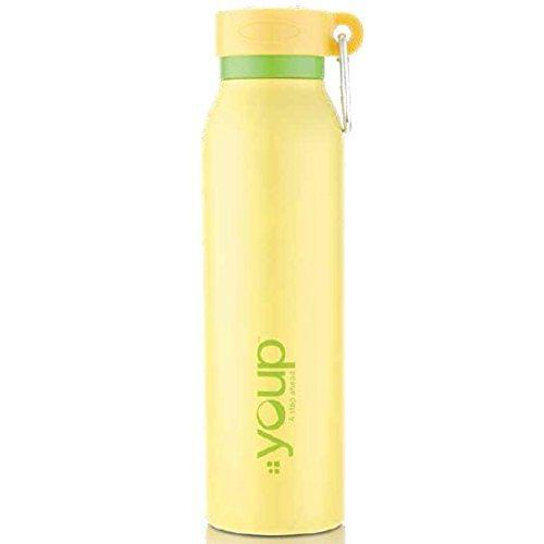 Youp YP 503 Yellow Water Bottle 500ML