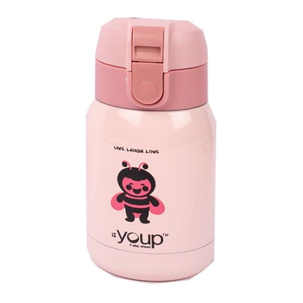Youp YP 201 Pink Water Bottle 200ML