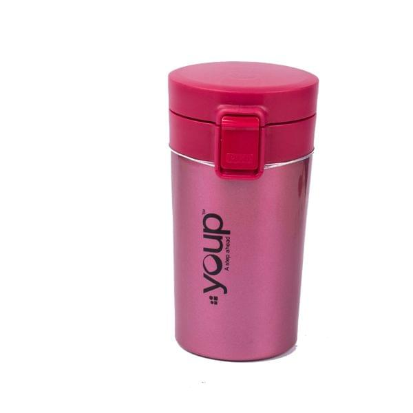 Youp YP 351 Red Water Bottle 300ML