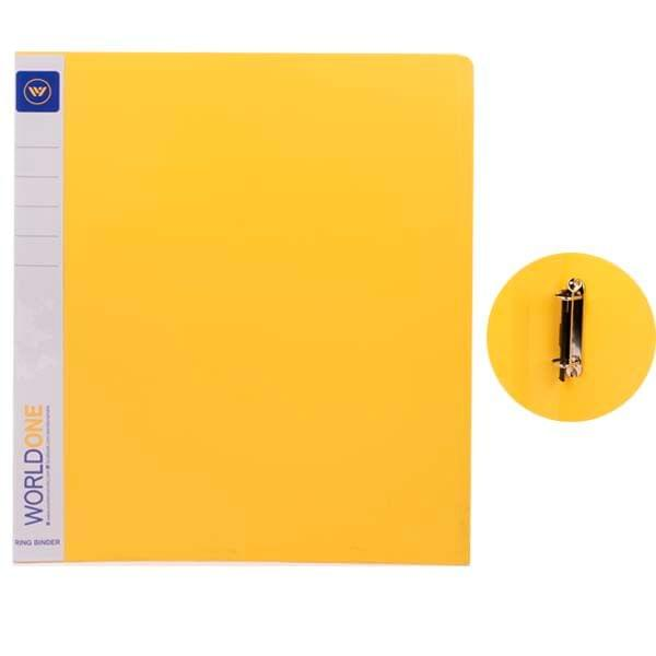 Worldone RB 400 Yellow Ring File