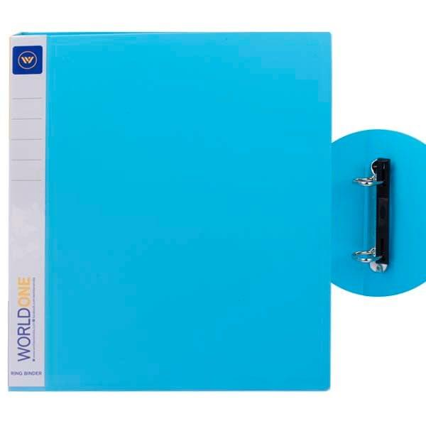 Worldone RB 400 Blue Ring File