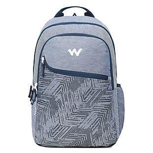 WC 3 Broken Stripes Mel Blue bag