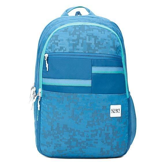 WIKI 6 Jacquard Blue Bag