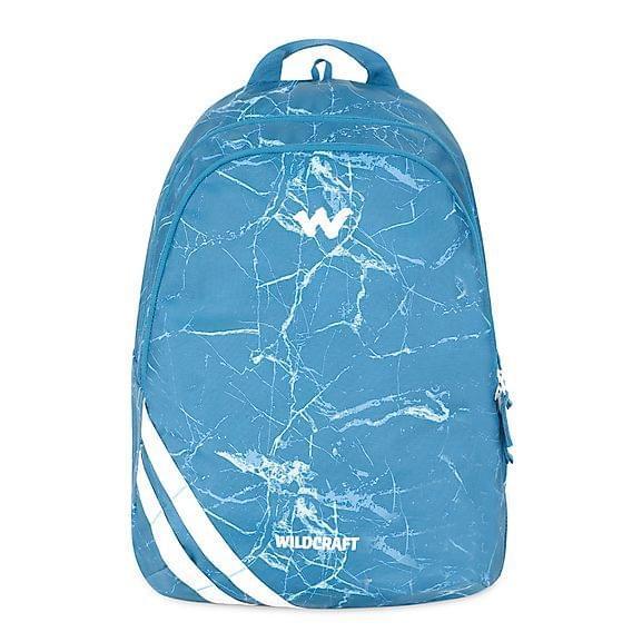 WC 1 Cracks Blue