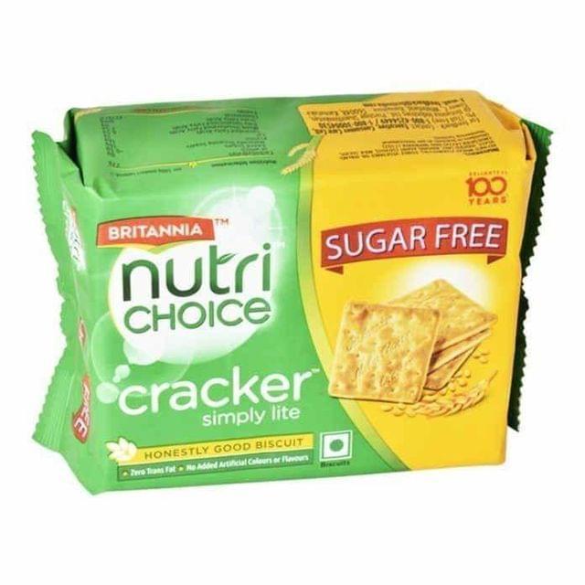 BRITANNIA - NUTRI CHOICE CRACKER - SIMPLY LITE - 300 Gms