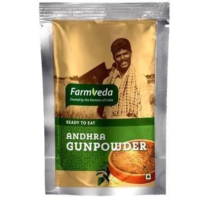 FARMVEDA - ANDHRA GUNPOWDER - 100 Gms