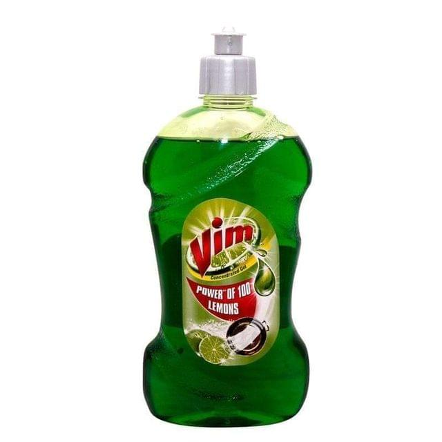 VIM -  DISHWASH GEL - LIME -  250 ml