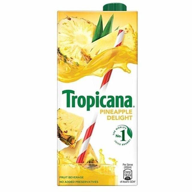 TROPICANA PINEAPPLE - 1 Litre